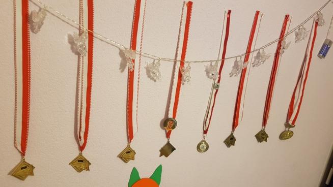 Ein Bild zum Beitrag Medalien 🥇🥈🥉