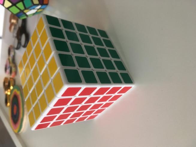 Ein Bild zum Beitrag Rubiks