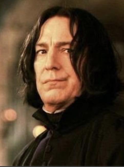 Ein Bild zum Beitrag Hogwarts Blog (Severus Snape🖤)