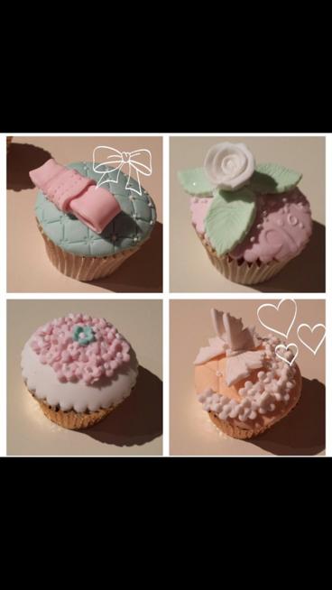 Ein Bild zum Beitrag Cupcakes