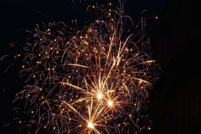 Ein Bild zum Beitrag Feuerwerk