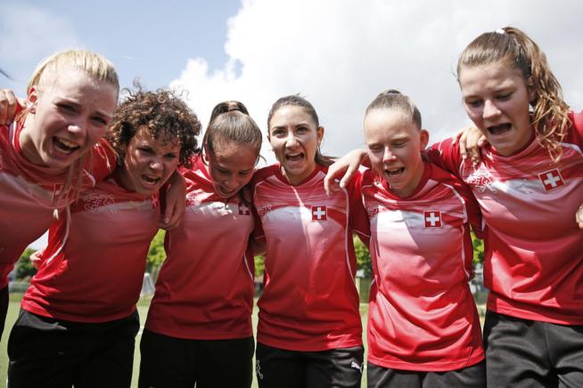Ein Bild zum Beitrag Fussballerinnen gesucht, die am «Swiss Girls Cup» teilnehmen!