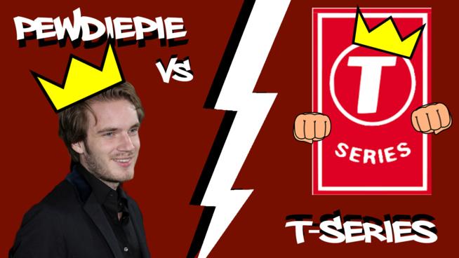 Ein Bild zum Beitrag Wer gewinnt das Youtube-Battle? 👊