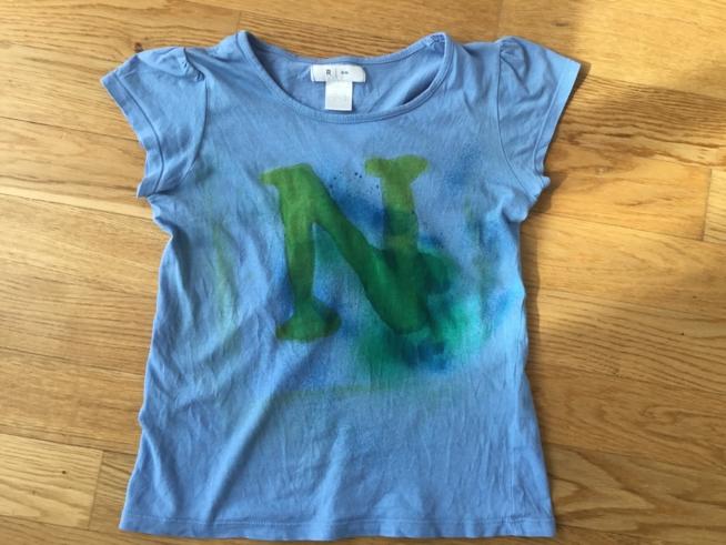 Ein Bild zum Beitrag T-Shirt