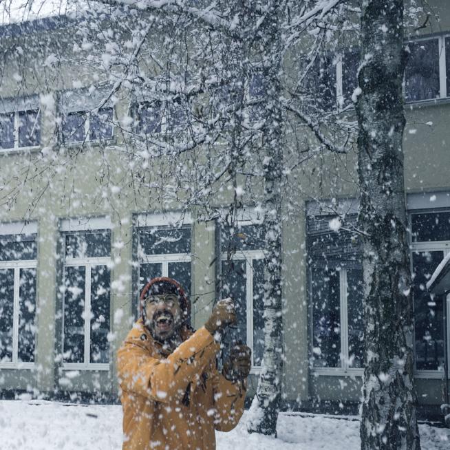 Ein Bild zum Beitrag Schick uns deinen Wintermoment und gewinne einen Airbob!
