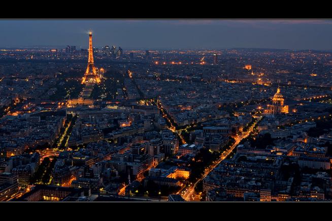Ein Bild zum Beitrag Paris