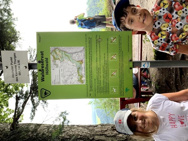 Ein Bild zum Beitrag «Zambo»-Gipfel-Challenge