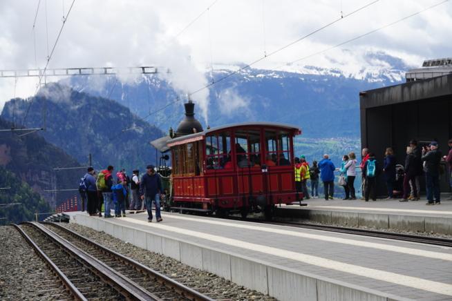 Ein Bild zum Beitrag Coole Fahrt mit der historischen Lok Nr. 7   2. Ausschtralung