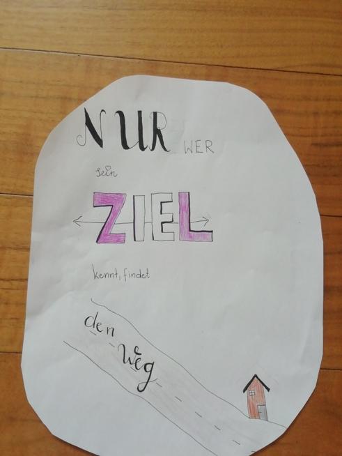 Ein Bild zum Beitrag Handlettering Challenge vo dä Bella09