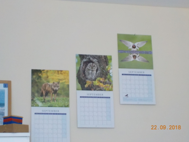 Ein Bild zum Beitrag Kalender