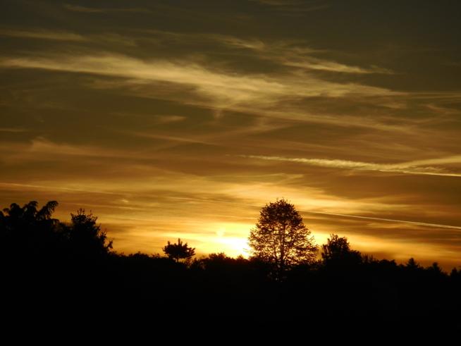 Ein Bild zum Beitrag Sonneuntergäng