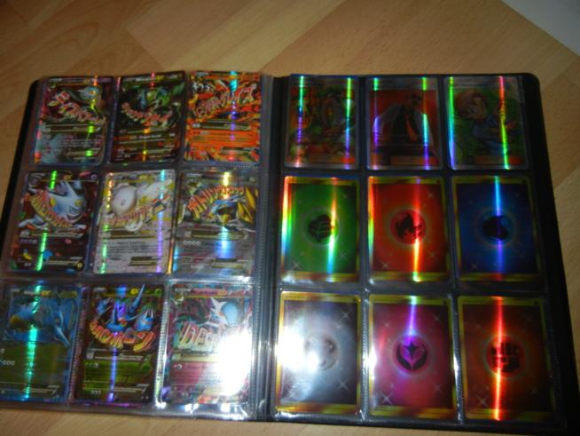 Ein Bild zum Beitrag Miini neue pokemoncharte