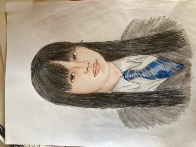 Ein Bild zum Beitrag Cho Chang 💙