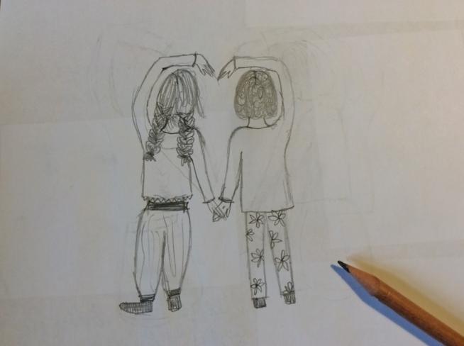 Ein Bild zum Beitrag Zeichnigsblog