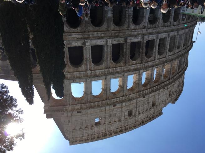 Ein Bild zum Beitrag Chrank i Rom!