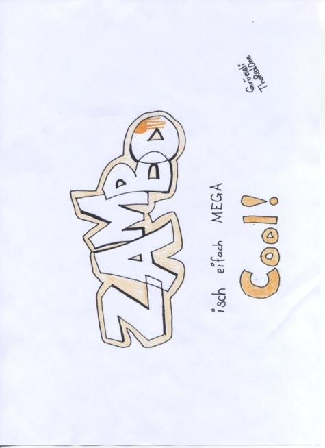 Ein Bild zum Beitrag Zambo isch Cool