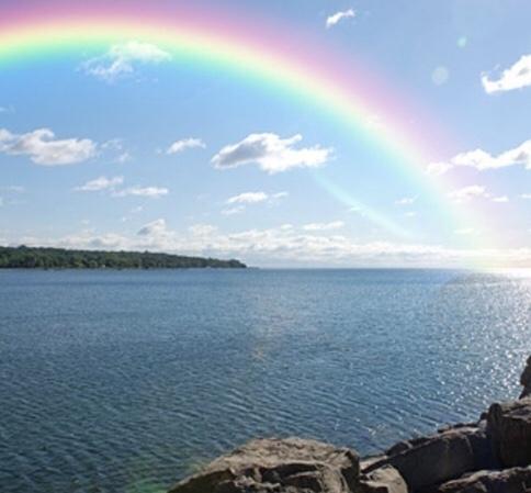 Ein Bild zum Beitrag Regenbogen
